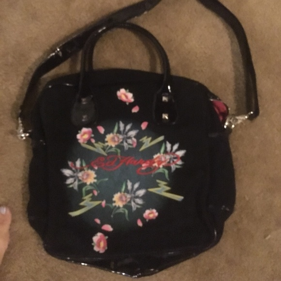 017a92618cd Ed Hardy Bags   Cross Body Bag   Poshmark